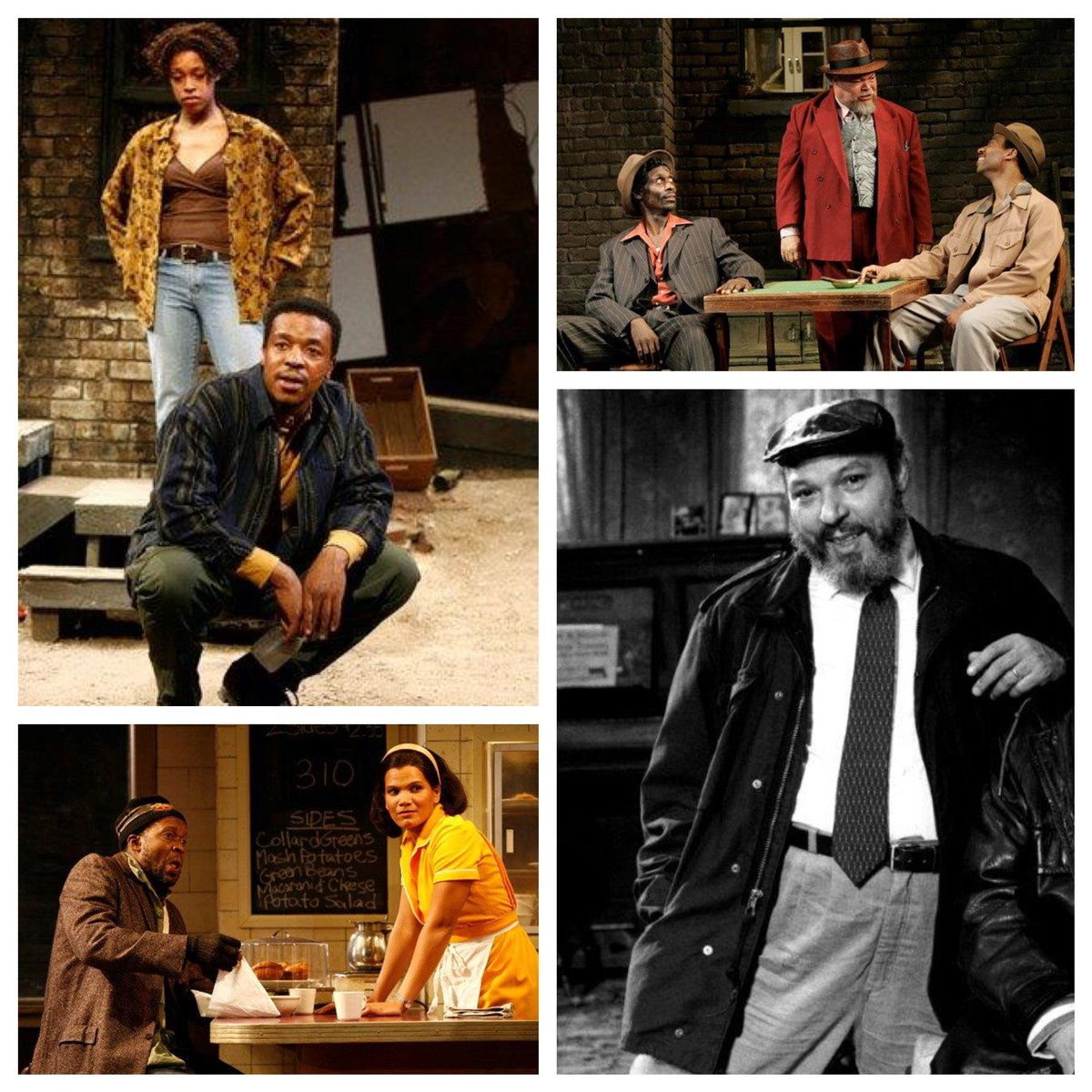 Happy birthday to our Legacy playwright, August Wilson! August would have been 71 today. We miss him dearly. https://t.co/fXvHauQjTr