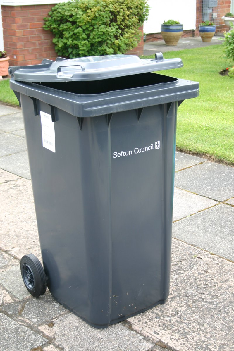 Sefton Council bin collections will be emptied as normal on Bank Holiday Monday. See your dates online http://ow.ly/4n9NUs