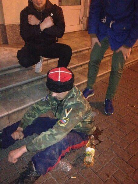Полиция задержала на блокпосту в Славянске жителя оккупированной Горловки, разыскиваемого за убийство таксиста - Цензор.НЕТ 9280