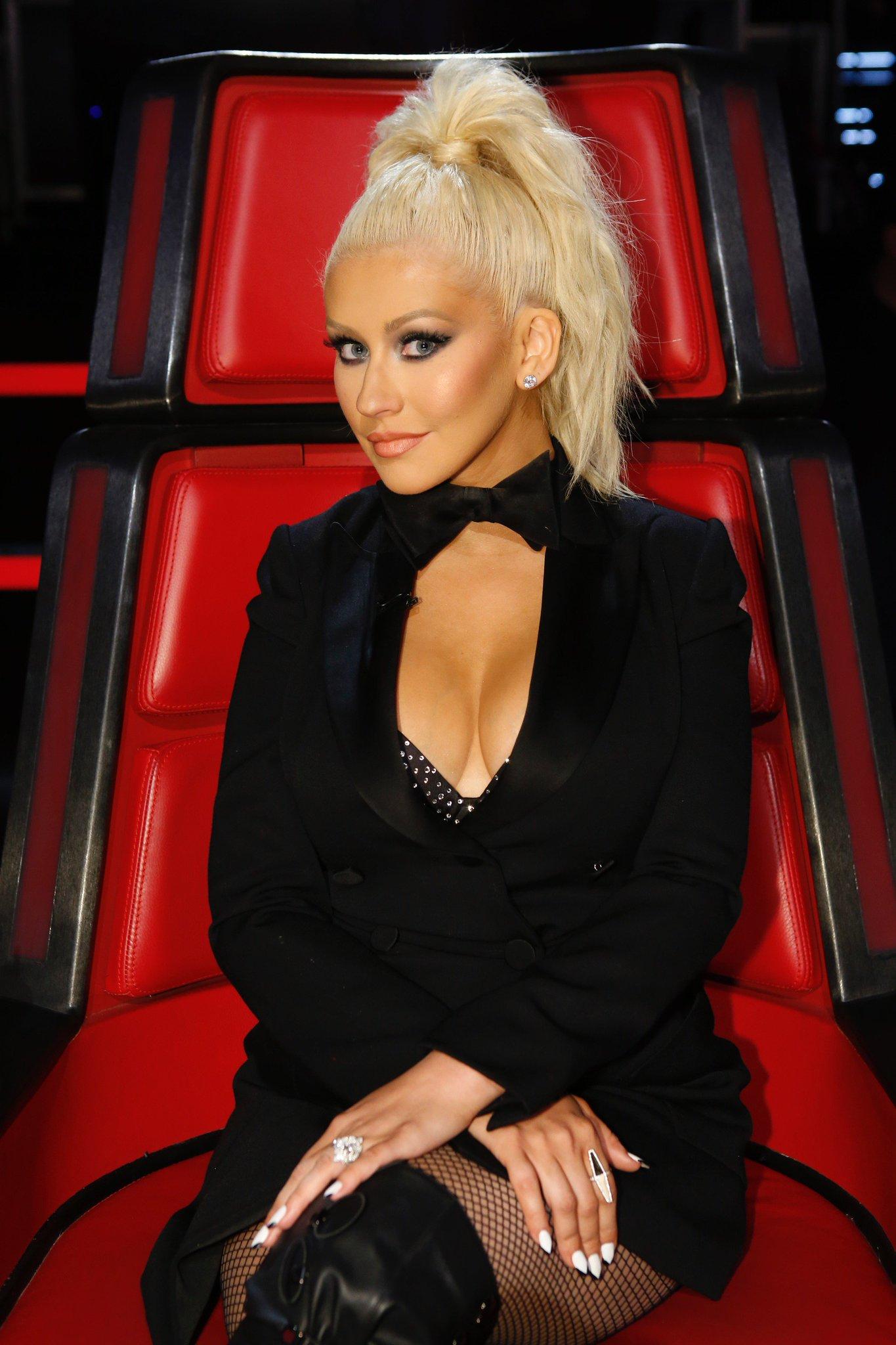 "Christina Aguilera on Twitter: ""Get the look - # ... Christina Aguilera"