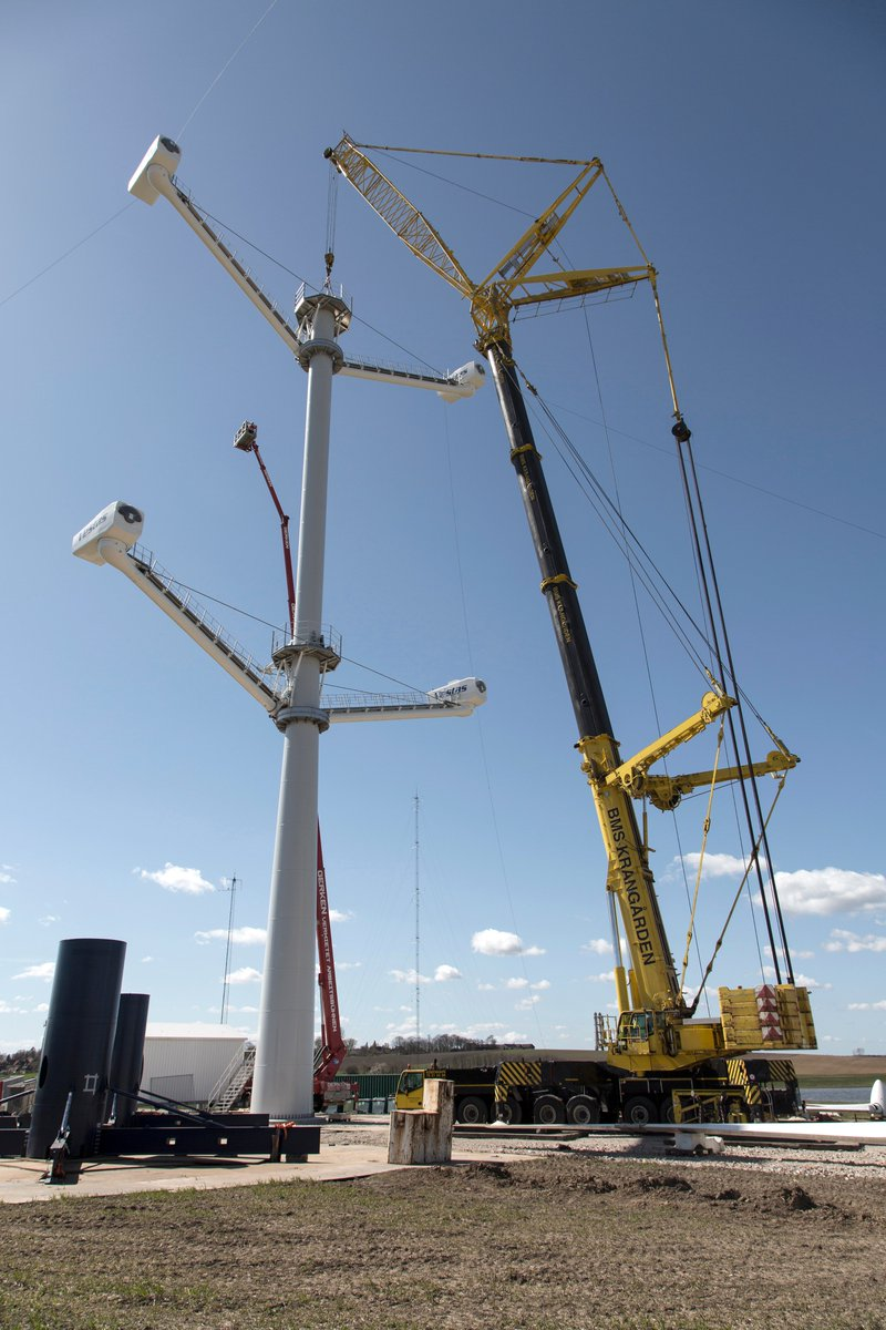 Vestas wind systems ipo