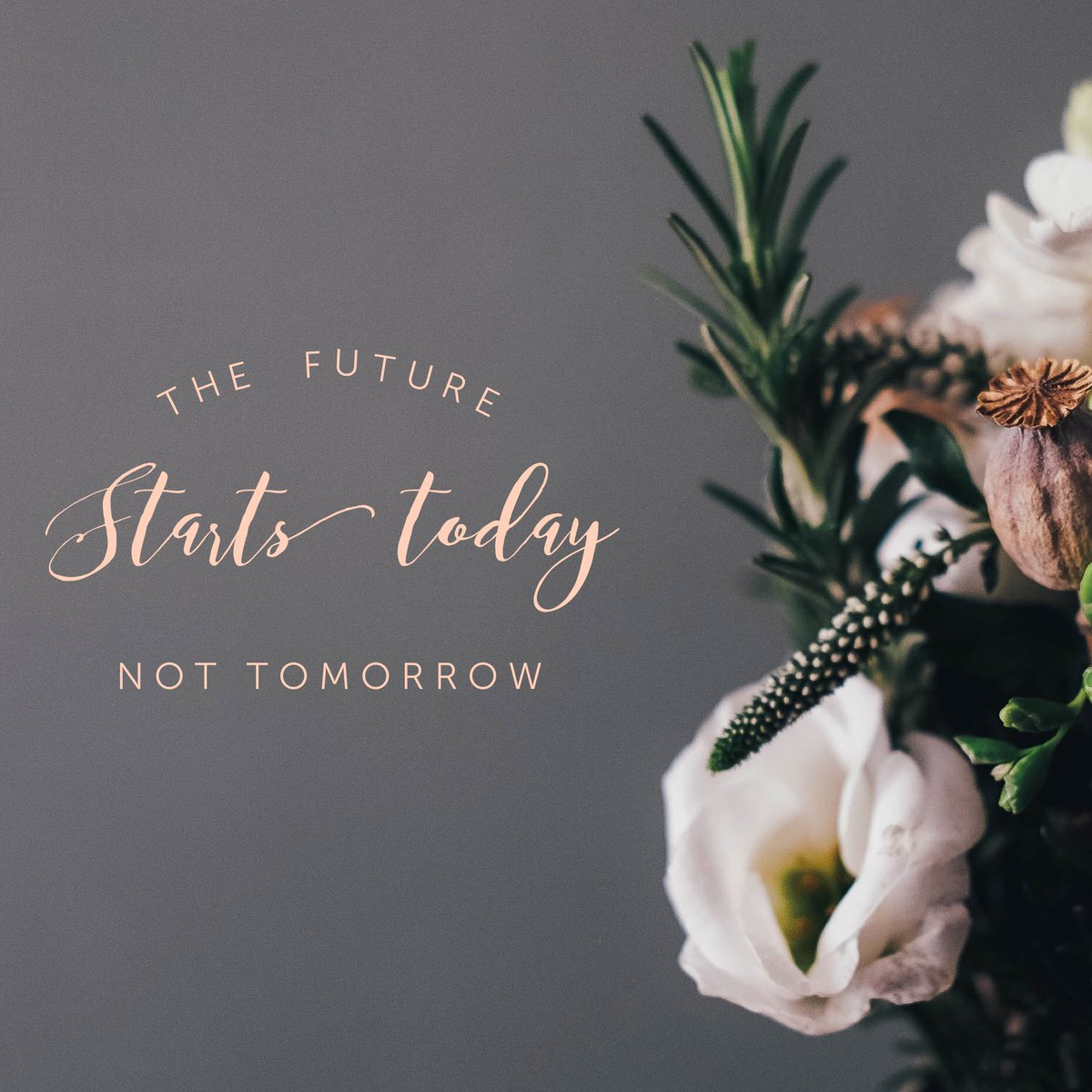 The choices you make today will determine your future. Stop waiting for the life you want to begin. Start today. https://t.co/aWCRQX26Rp