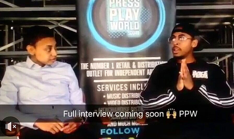Interview with @ItsMeStewe coming soon! #pressplayworld https://t.co/FArYXjLq60