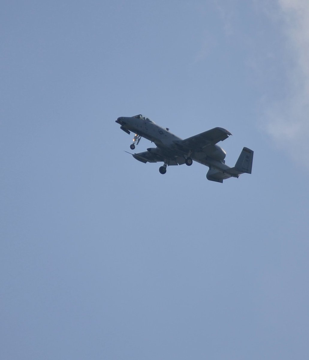 Took a few pics of jets that flew over our home during  #ThunderOverLo...
