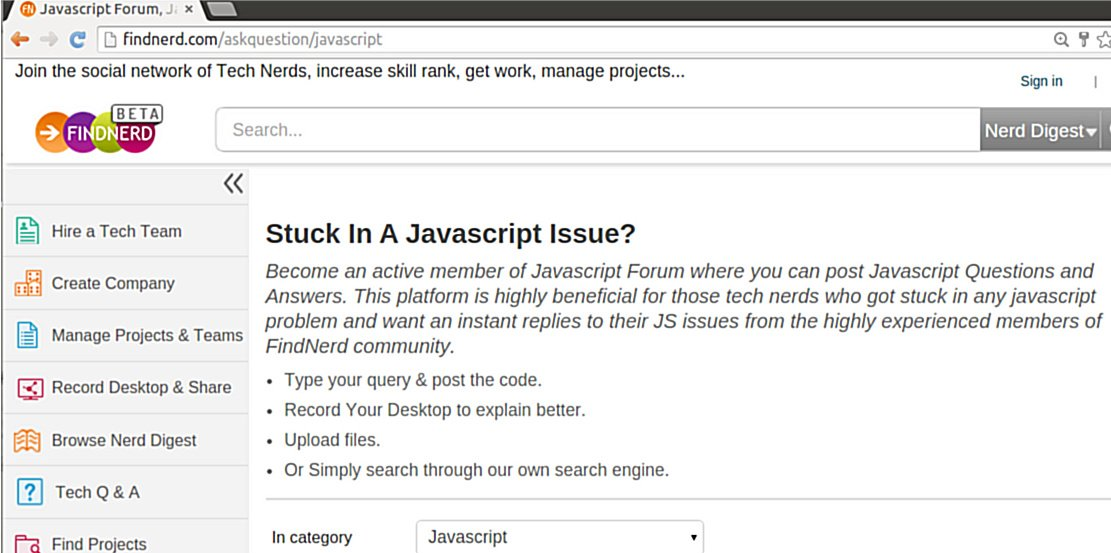 Javascript Forum, Javascript Questions and Answers