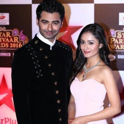 Tridha Chodhury, Harshad Arora,Star Plus,Star Parivaar Awards 2016,Image,Picture,Pic,latest,Adarsh,Swadheenta