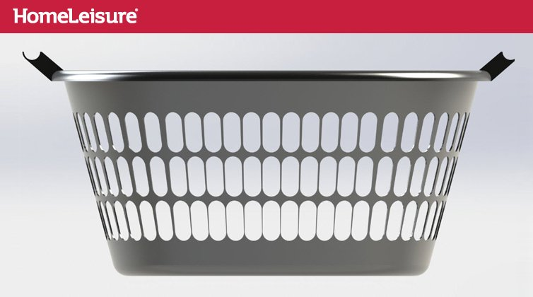 The @HomeLeisureAU Aussie oval laundry basket turns 25 this year, and now it is silver! ✨👌😎 https://t.co/PJyEiPCXGm