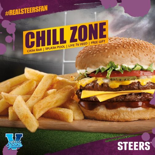 Win R100 vouchers to @SteersSA with @TheRealMoyin! & a chance to watch Varsity Sevens in style! Follow & RT to win https://t.co/5k3t5wRkyq