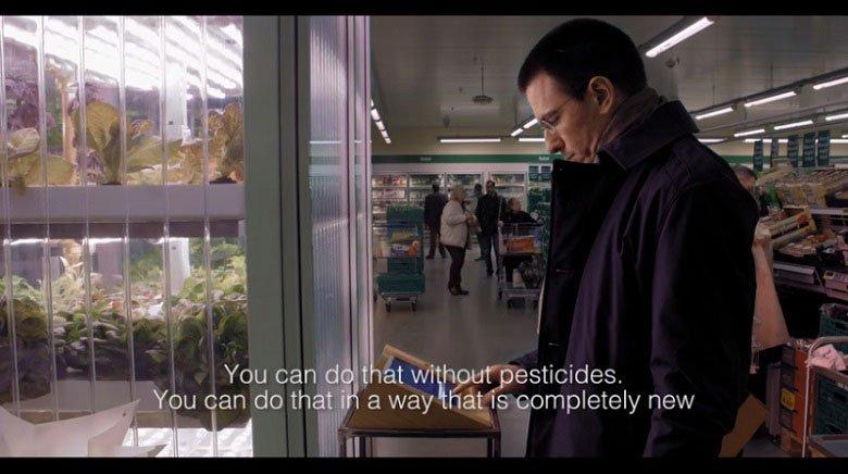 店内で栽培した「採れたて」野菜を売るスーパー :これ以上ない新鮮さ、でも都市農業の進化を考えれば必然の流れだ https://t.co/Pa2G0zyGzd #スーパー #無農薬野菜 #小売