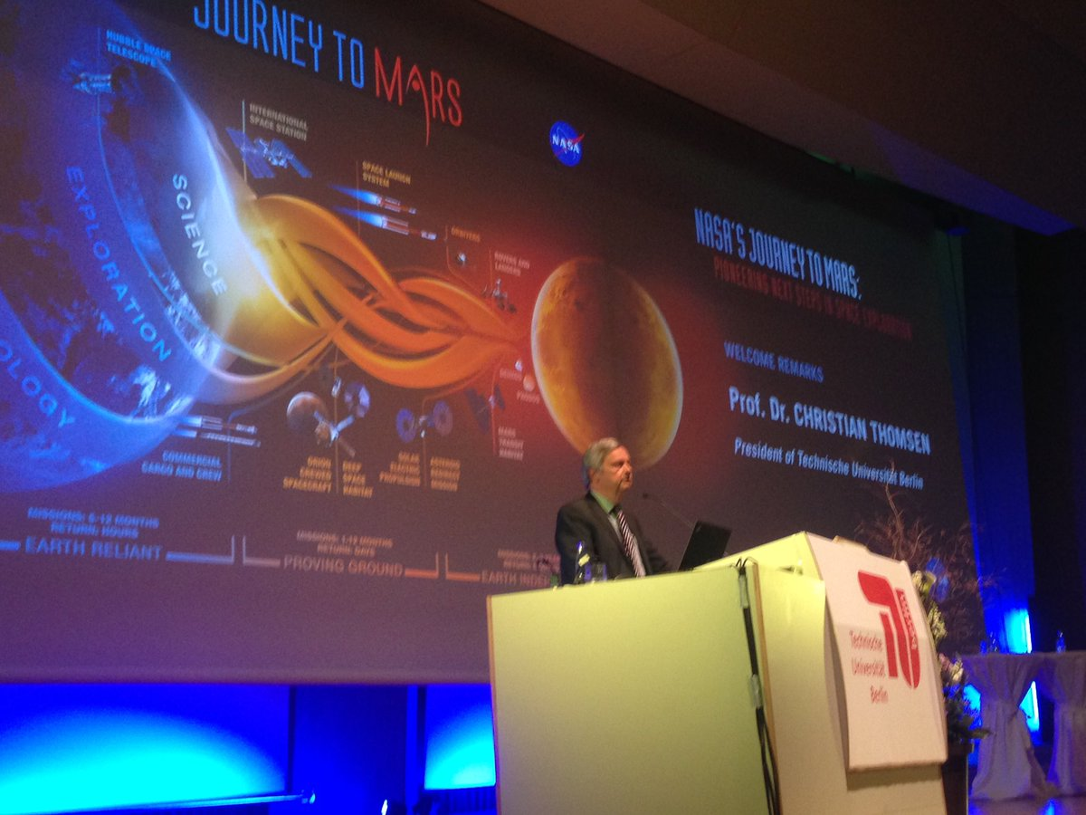 #JourneyToMars #TUBerlin #NASA https://t.co/SqL6Zo0Tqy