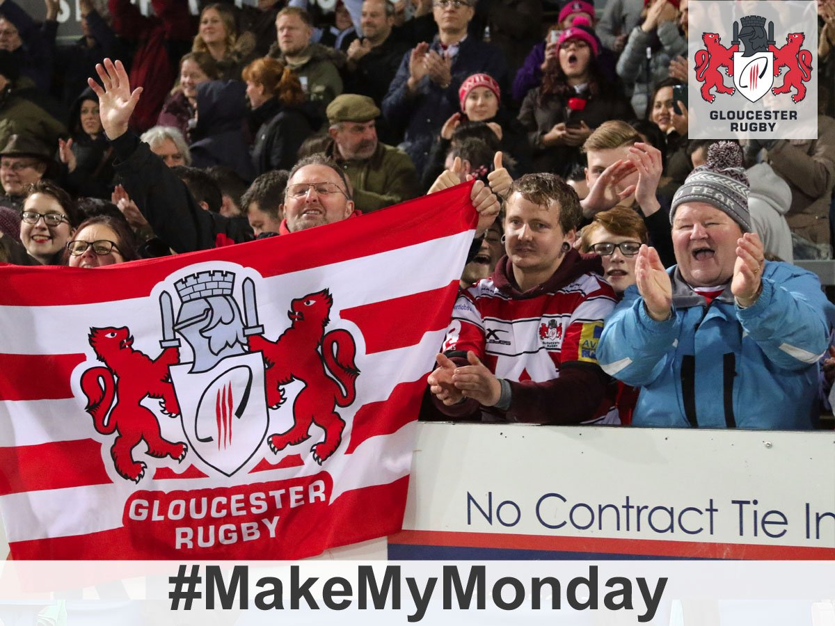 WIN 4 tickets to Saints on Saturday & a signed shirt! RT to enter our final #MakeMyMonday of the season. Closes 8pm https://t.co/3maLtnfoW4