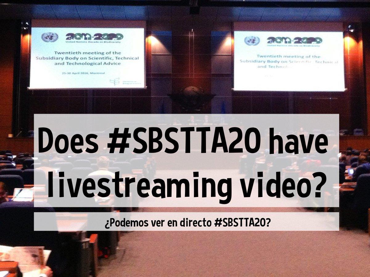 Thumbnail for SBSTTA20