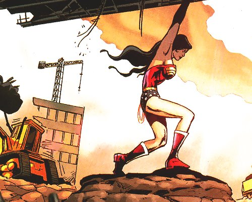 """""""Each rise of the sun is a new chance to change ways. Rise to the challenge.""""  #NationalSuperheroDay #WonderWoman https://t.co/Q2J3CL2Da0"""