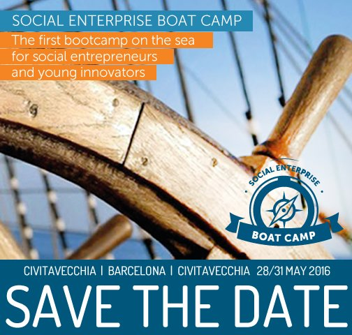 A cruise for #Social #Entrepreneurs? Join the @boatcamp2016 28-31May 2016 :) All info at https://t.co/VZRWhVHihn https://t.co/1a4ESLjurs