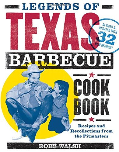 Try 4 #recipes from 'Legends of Texas Barbecue Cookbook' @robbwalsh @ChronicleBooks: https://t.co/PrJKlOzdmG https://t.co/pTblF3JS2i