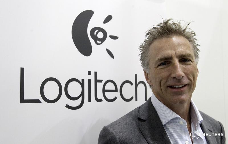 Logitech CEO upbeat amid smartphone slowdown: CNBC