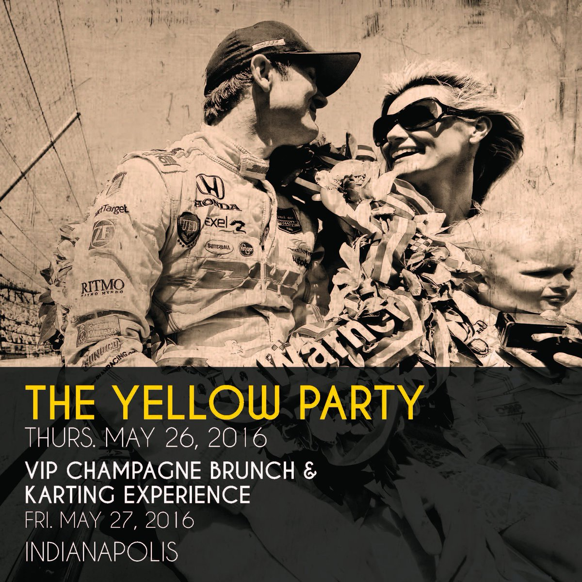 Join @BeccyGordon & @RyanHunterReay  at the @TheYellowParty! Purchase your tickets today! https://t.co/0W1Fgjjw89 https://t.co/uJlS0HSTo2