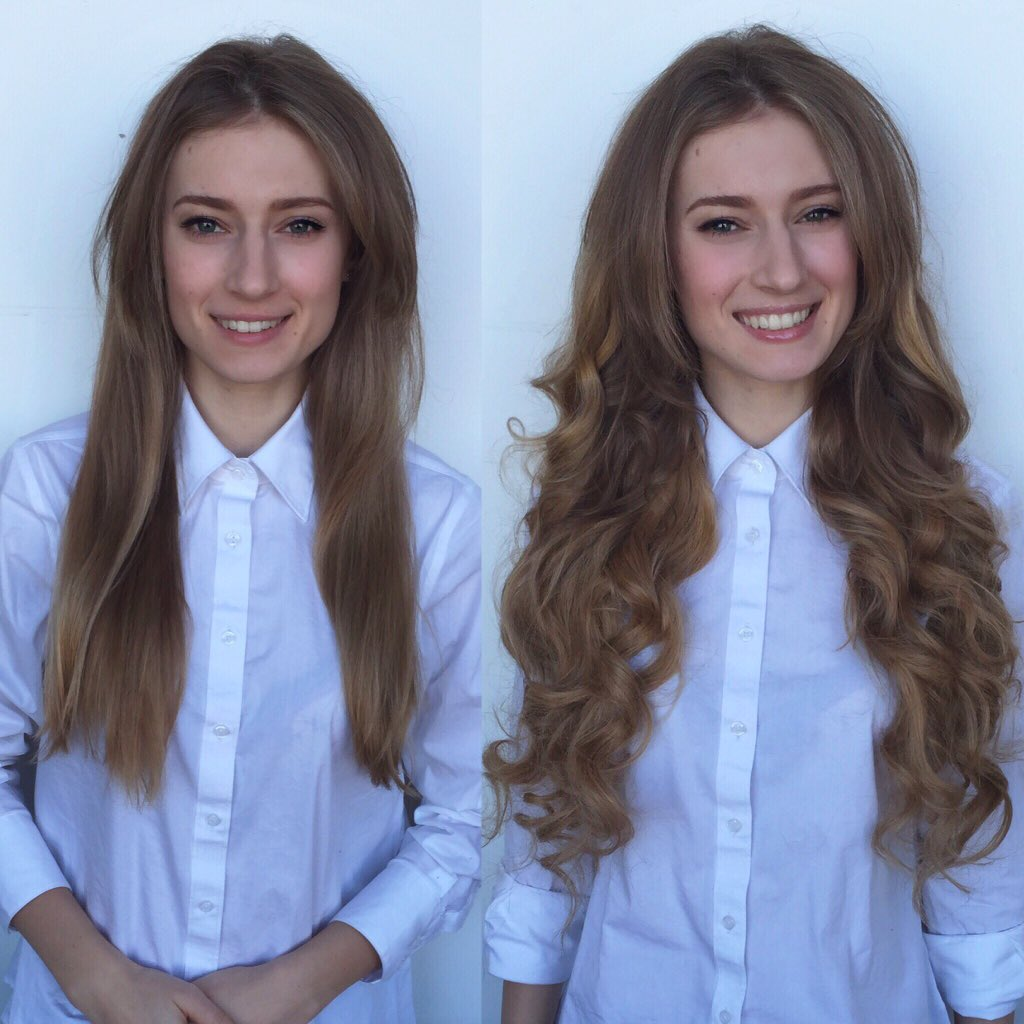 Luxy Hair On Twitter Before And After Transformation With 220g