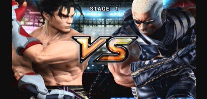 Tekken 5 Ps2 Tekken5ps2 Twitter