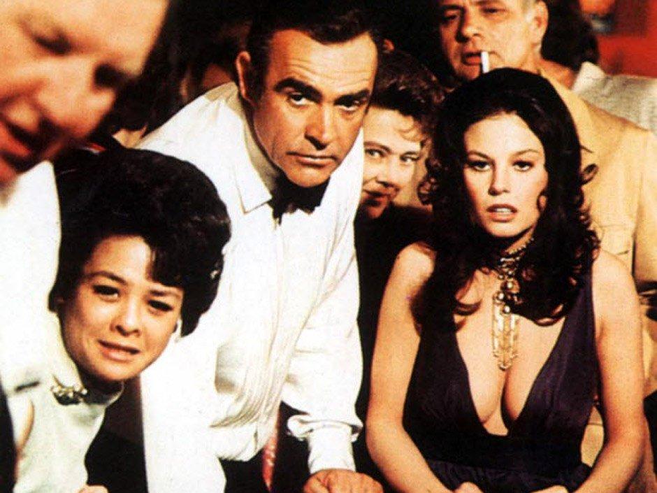 bond 007 sex