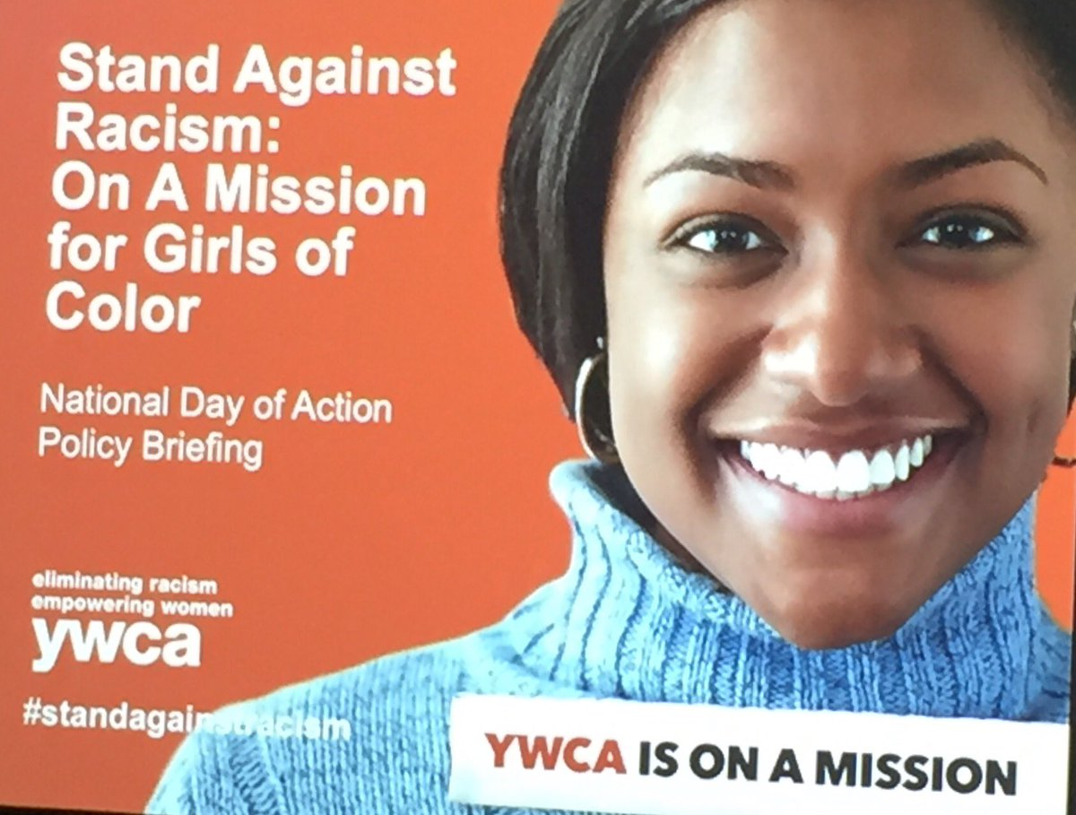 @YWCAUSA is #OnaMission, follow the goodness of our National Day of Action Policy Briefing https://t.co/b9tQ5mm15d
