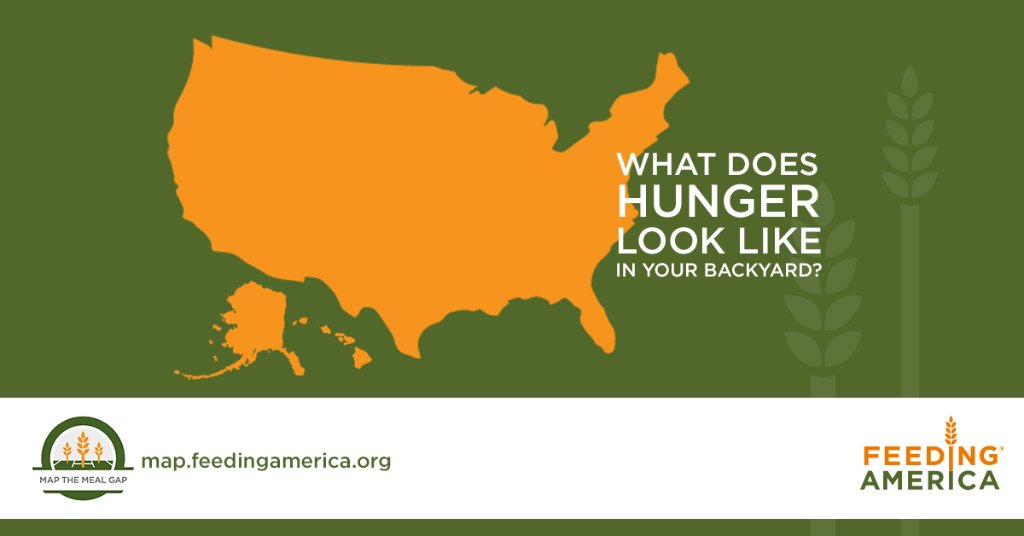 Feeding America On Twitter How Does Hunger Impact Your Community