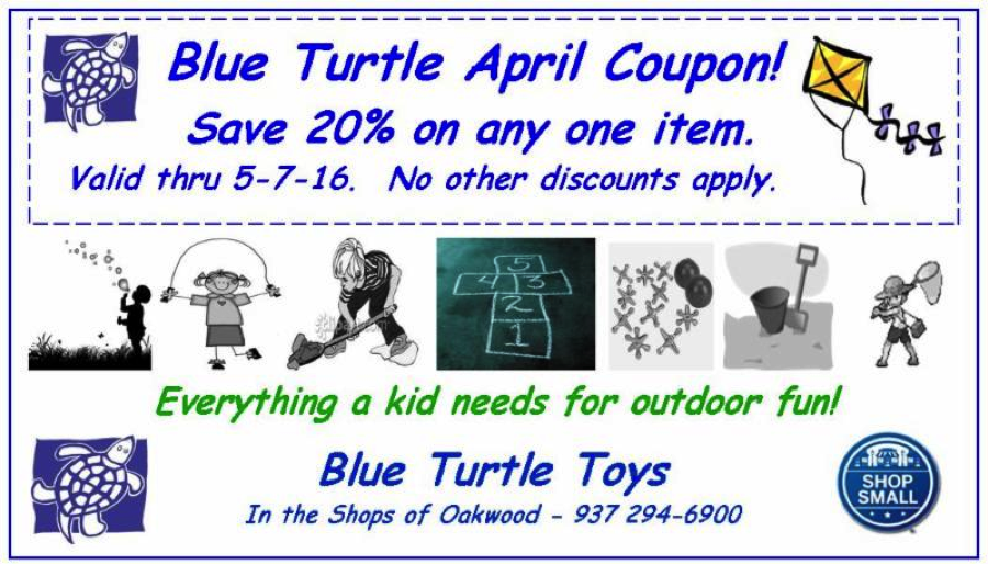 Blue Turtle Toys
