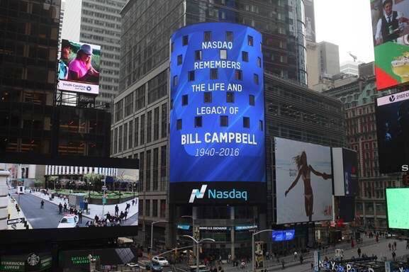 Tribute to Coach Bill Campbell. https://t.co/FjN6oRp7wA