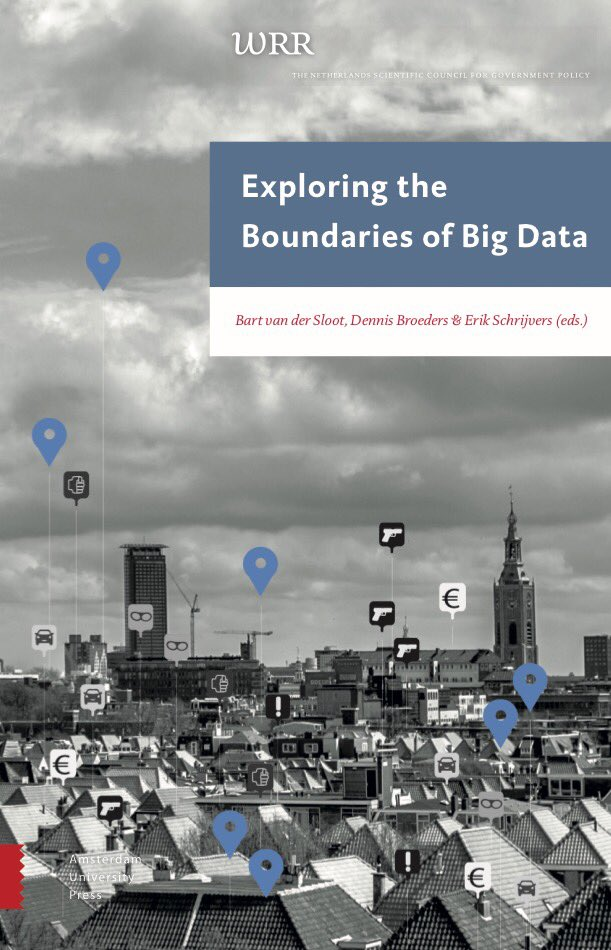 Robert Went On Twitter Exploring The Boundaries Of Big Data Our
