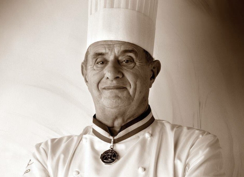"""Cooking is not something you learn from books, but something passed from generation to generation."" @PaulBocuse"