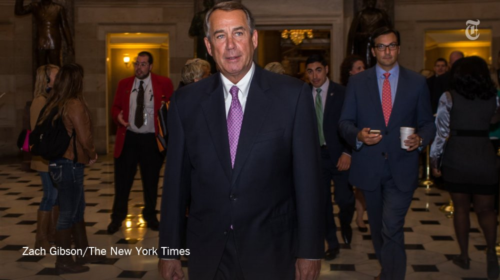 John boehner can't ever imagine supporting gay marriage