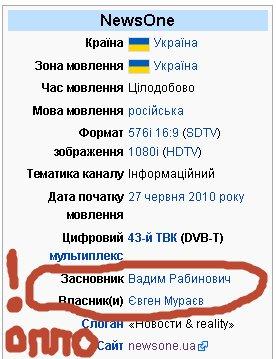 """Ток-шоу Шустера будет транслироваться на телеканале """"Киев"""", - КГГА - Цензор.НЕТ 3448"""