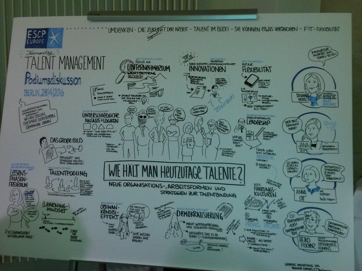 #talentmanagement #TMI @ESCPeurope https://t.co/6WMbZCZ0HM