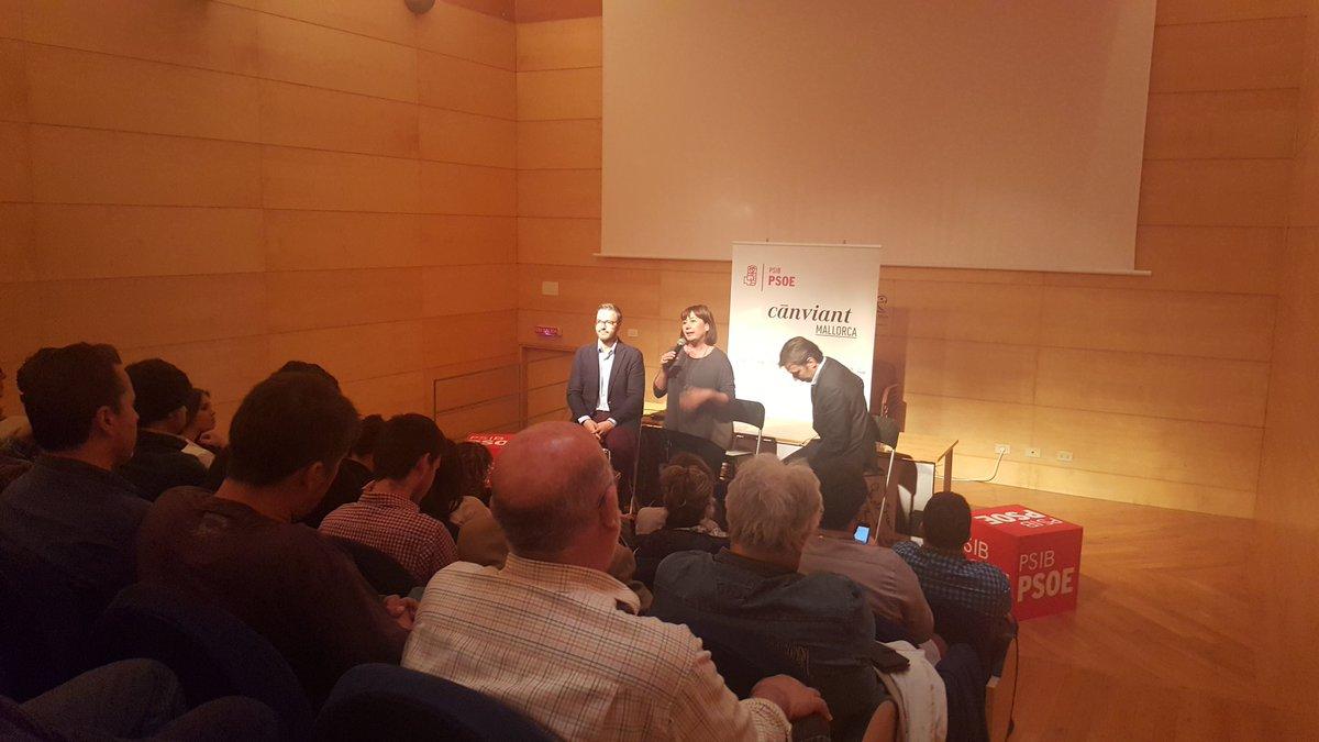 Armengol: 'El 26J nos jugamos un Gobierno que entienda que en Baleares tenemos los mismos derechos'