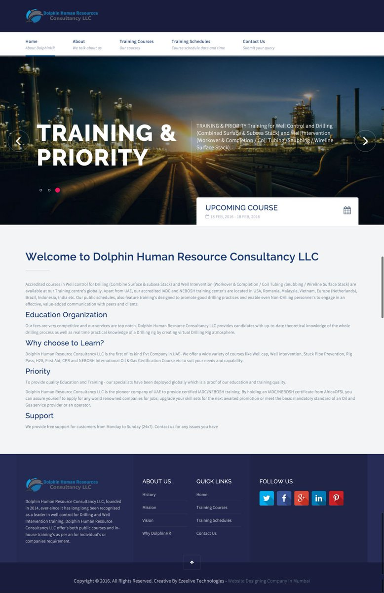 Dolphin Human Resource Consultancy LLC