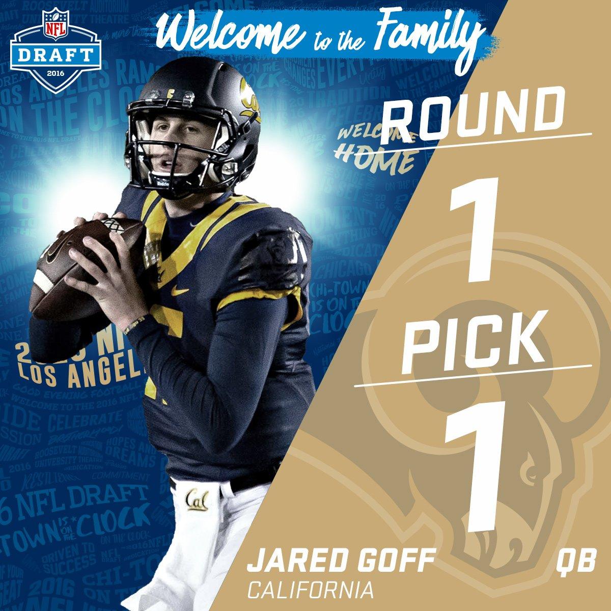 Pick 1 : Round 1 do Draft
