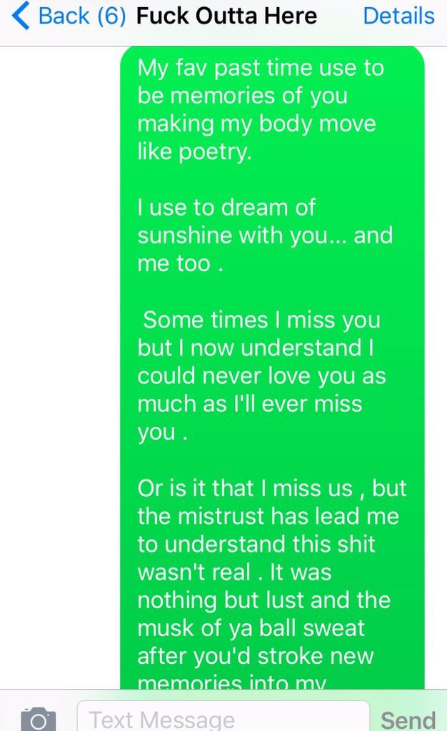 Missing you texts to send your boyfriend