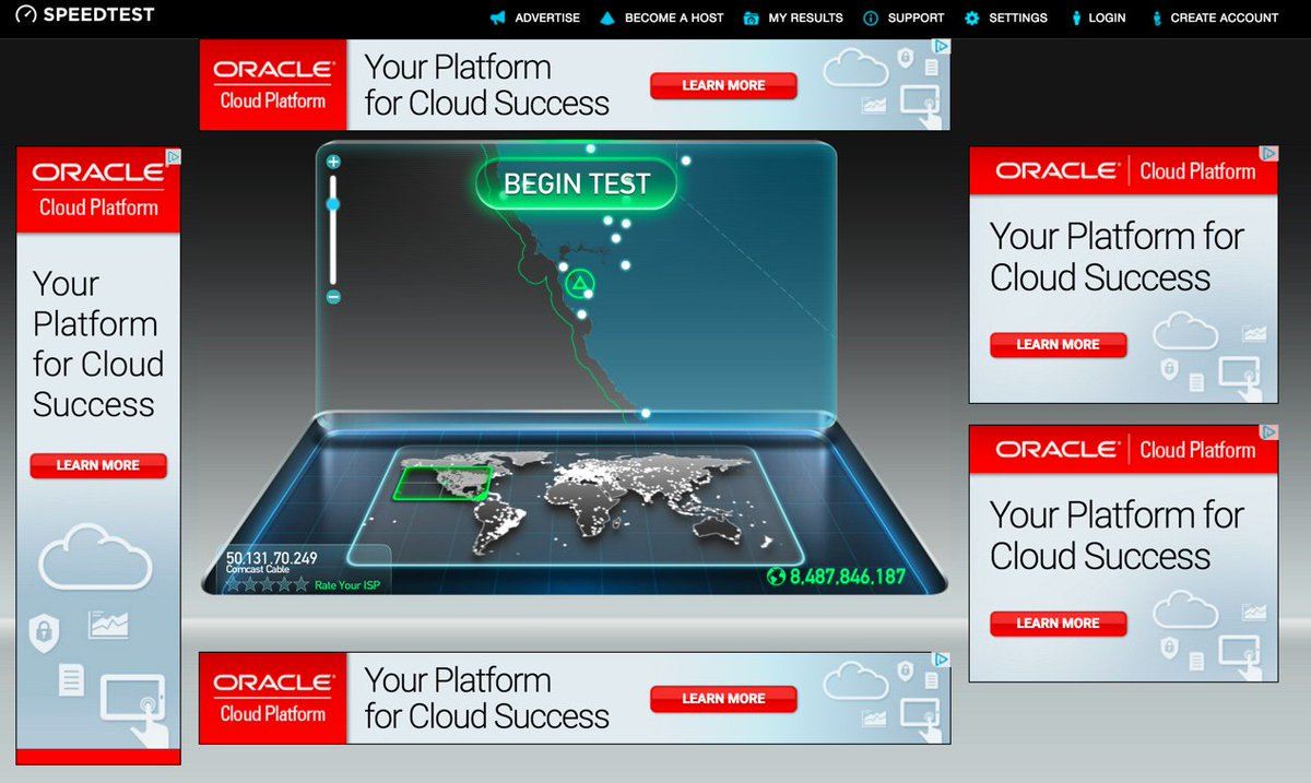 And people say Oracle is not serious about #cloudcomputing https://t.co/5woRFYp5RD