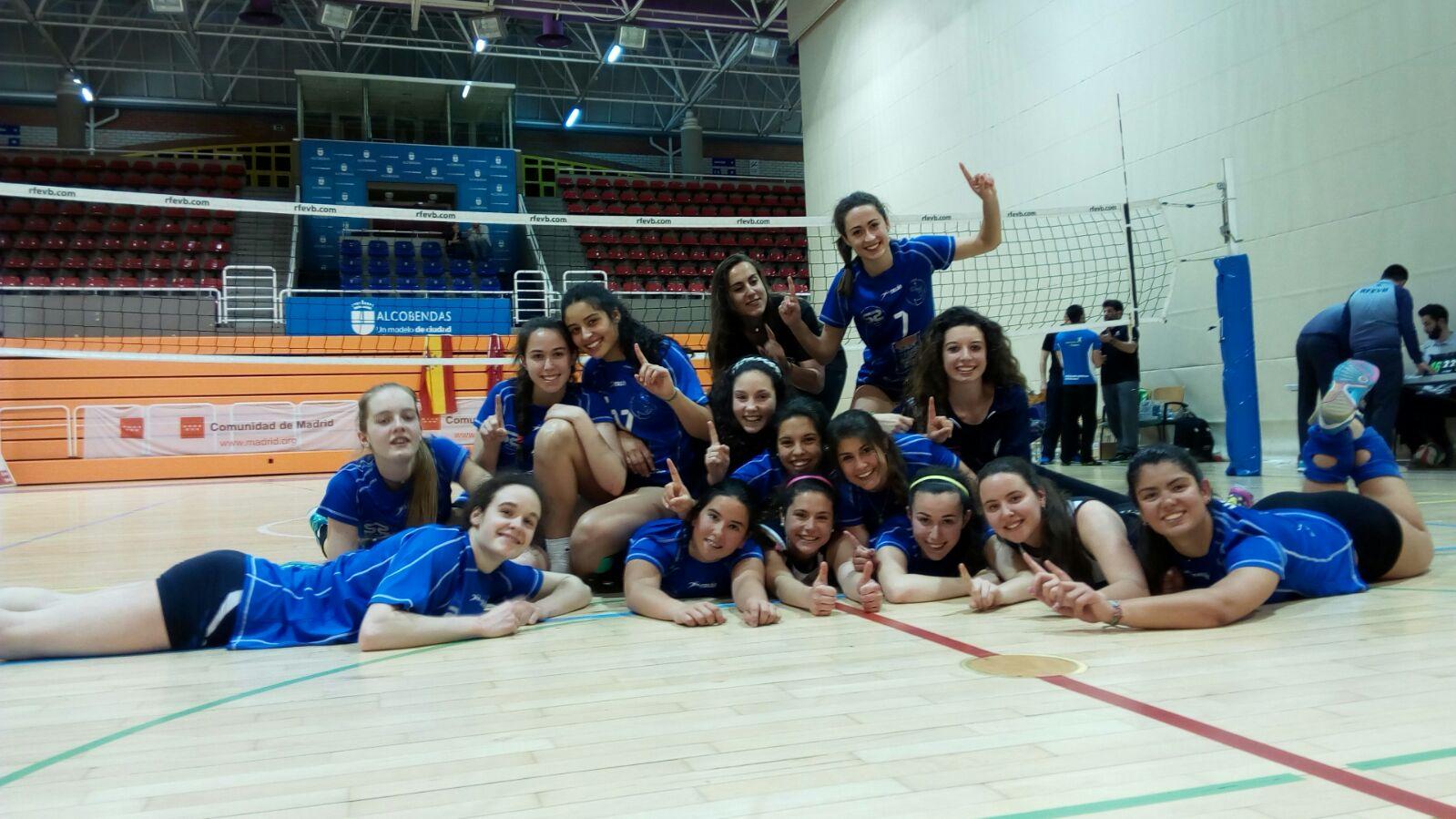 Equipo Voleibol de Jun