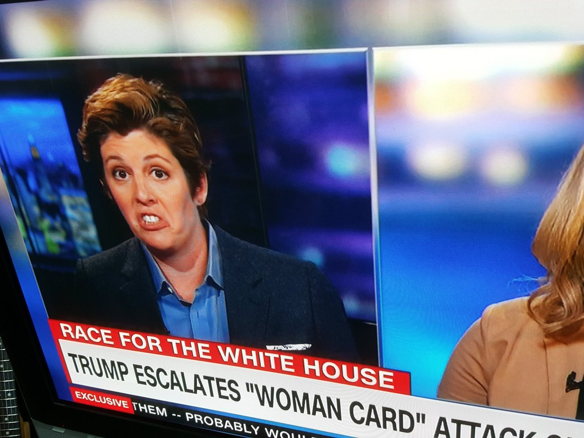 Butch Sally Kohn: Trump supporters only vote for him because he's white