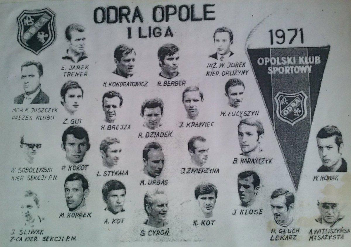 Skład Odry (1971).