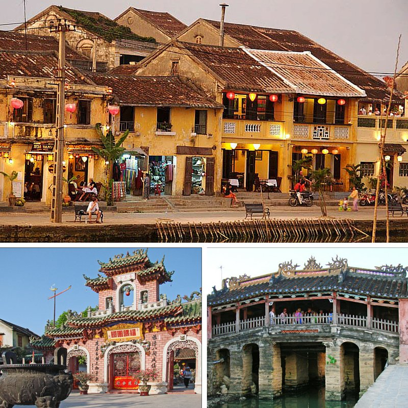 Explore #Vietnam's #HoiAn and enjoy beautiful architecture, history, and culture galore. #Travel #VietnamTravel https://t.co/RYW9v8pg6M