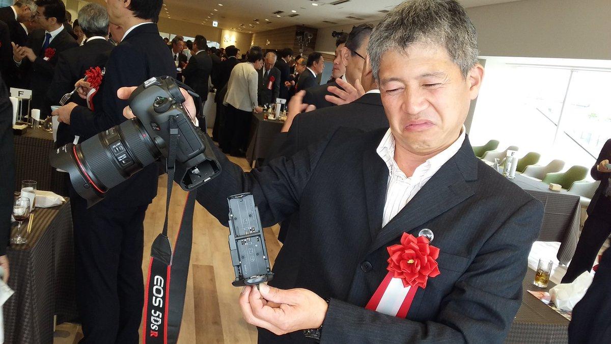 京都鉄道博物館いよいよオープン! ワシは来賓として記念式典に招かれたけぇ写真撮ろう思ぉたんじゃけど、電池忘れてしもぉた・・・ (>_<) https://t.co/g8Ii8akG4G