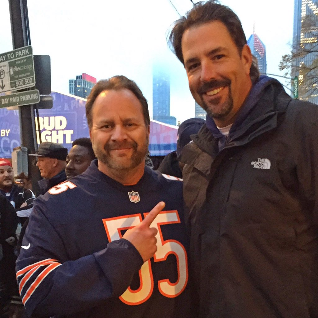 Gridiron assassin on twitter americas guest the chicago gridiron assassin on twitter americas guest the chicago bears ironman mr patrickmannelly beardown httpstctoql9e5i0 voltagebd Images