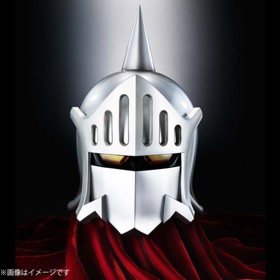 2009年に発売された「1/1 超人ヘッド ロビンマスク 原作カラーVer.」を、より高級感のある塗装に完全リペイント!『キン肉マン』ファン必見の逸品が、ご予約受付開始です♪