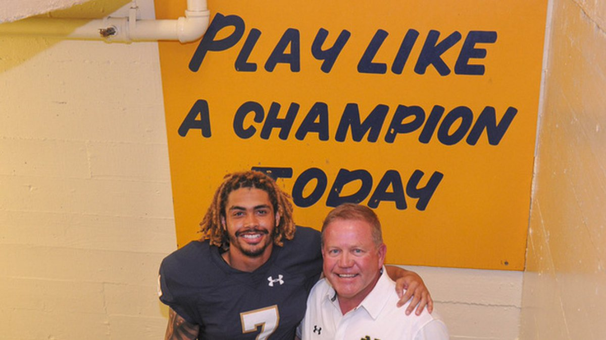 The Texans got a ridiculous talent in Will Fuller!  Going to miss having this guy in our arsenal.  #NDinTheNFL https://t.co/AURrWYYk62