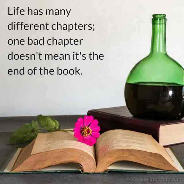 """It S A Wonderful Life Quote In Book At End: Inspirational Quotes On Twitter: """"Life Has Many Different"""
