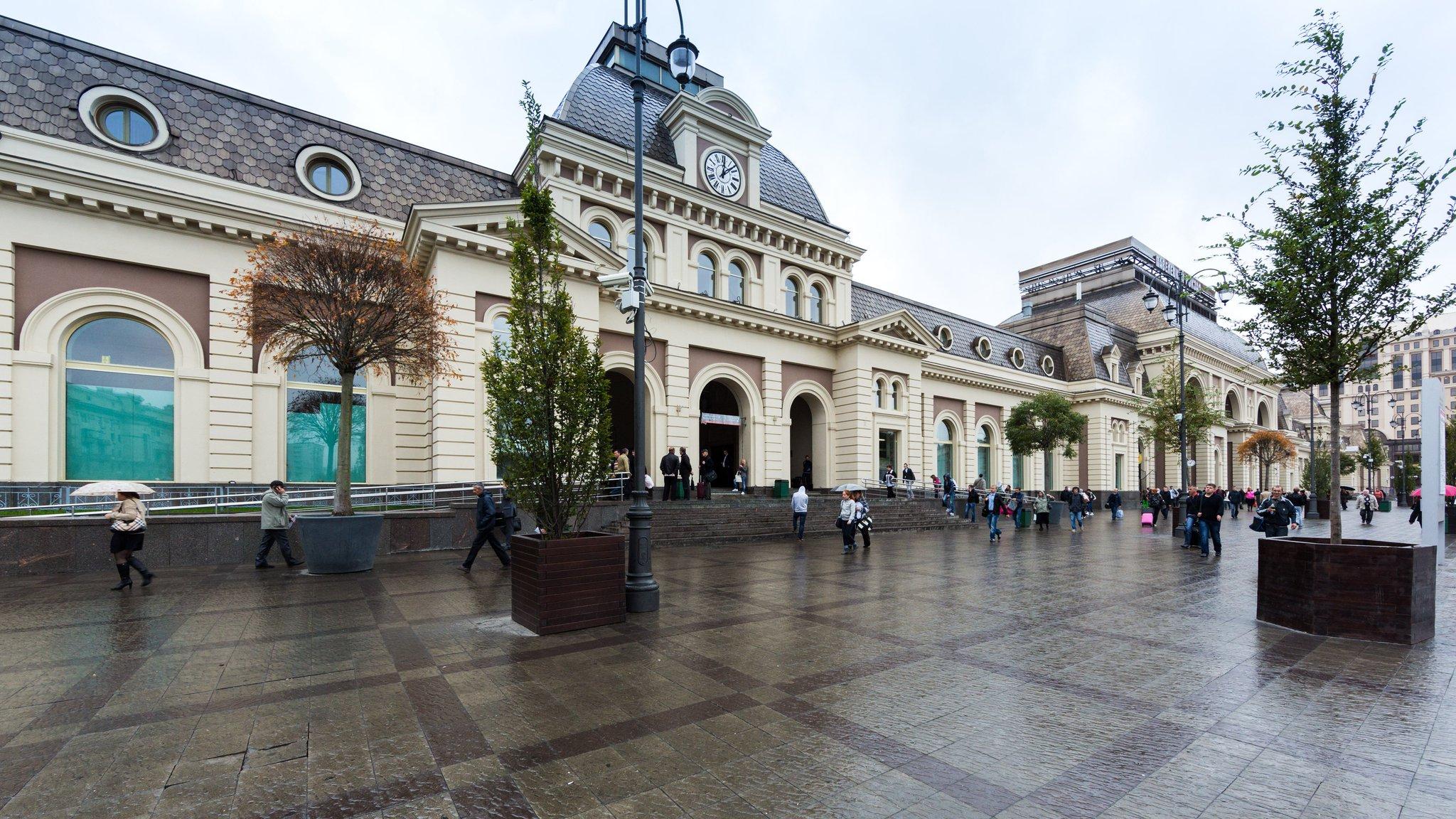 москва павелецкий вокзал фото нужно