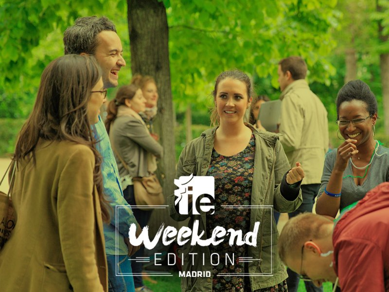 Welcome back to all our #IEWeekendChallenge participants! Good luck with today's #IEWeekend challenges! https://t.co/Xgf57RSBXR