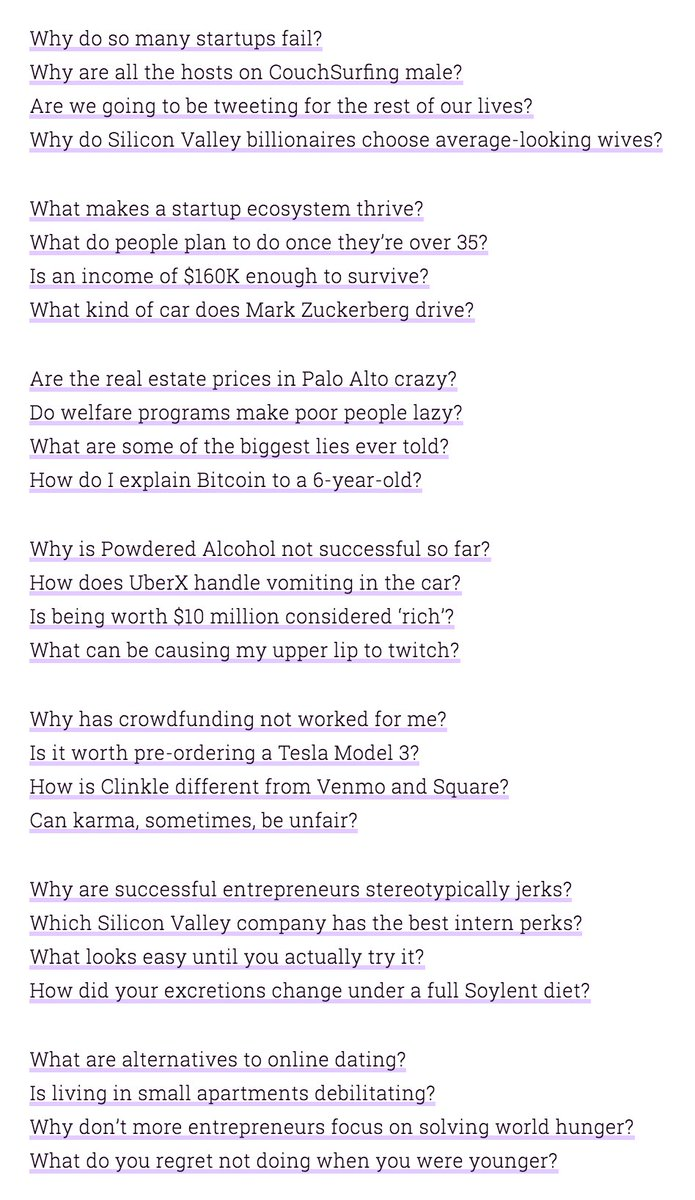 "so good. ""A poem about Silicon Valley, assembled from Quora questions about Silicon Valley"" https://t.co/VkjehMH18B https://t.co/SHDj68RK35"